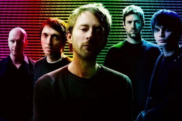 Radiohead 'bien mat' khoi Internet truoc tin don ve CD moi hinh anh