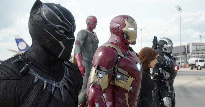 'Captain America 3' thu 60 ty dong tai Viet Nam sau mot tuan hinh anh 1