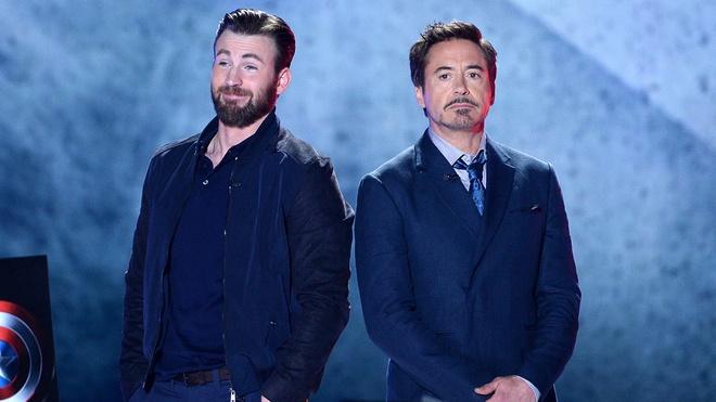Chris Evans - Nguoi ba lan tu choi lam Captain America hinh anh 2