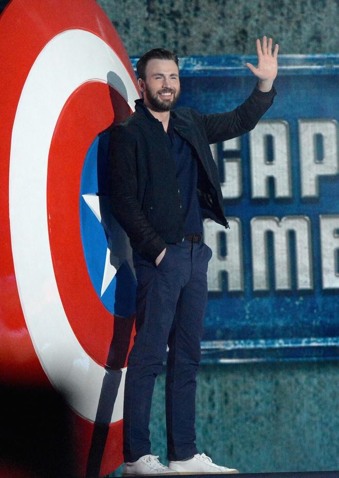Chris Evans - Nguoi ba lan tu choi lam Captain America hinh anh 1