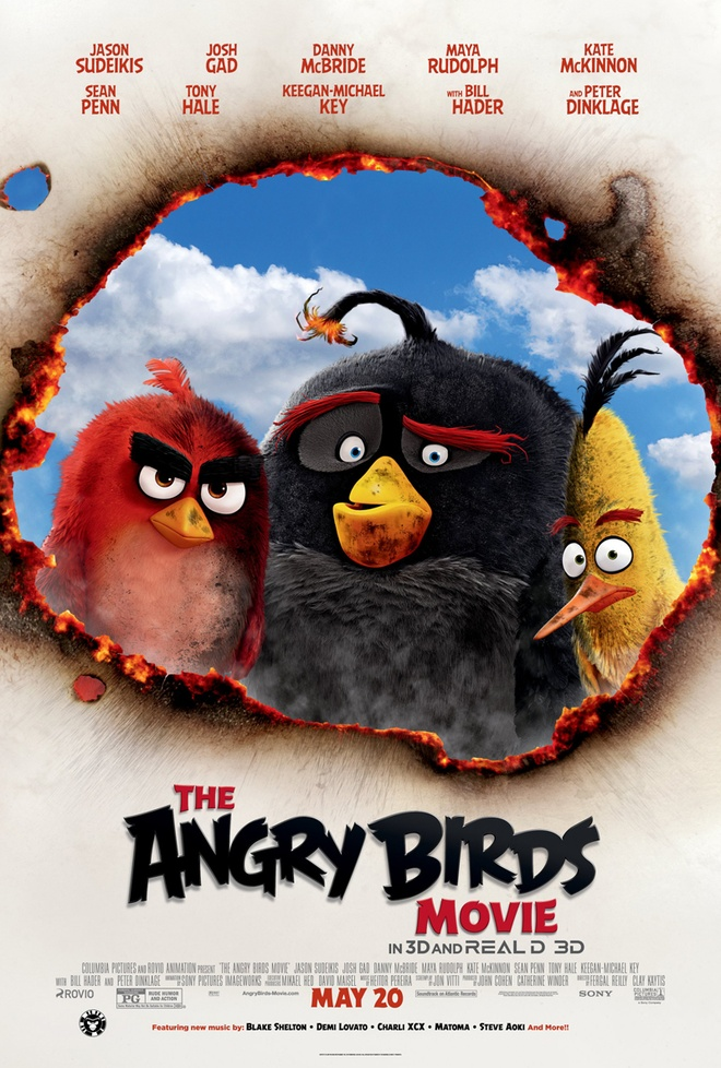 Phim 'Angry Birds' giup hoi sinh thuong hieu chim dien hinh anh 1