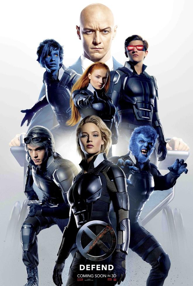 Hang Fox se tim cach cho Deadpool xuat hien cung X-Men hinh anh 3