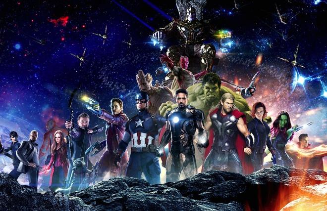 'Avengers 3 & 4' khoi quay trong thang 11 hinh anh