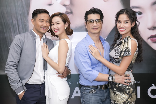 Dustin Nguyen noi ve chu 'trinh' khi ve Viet Nam lam phim hinh anh 1