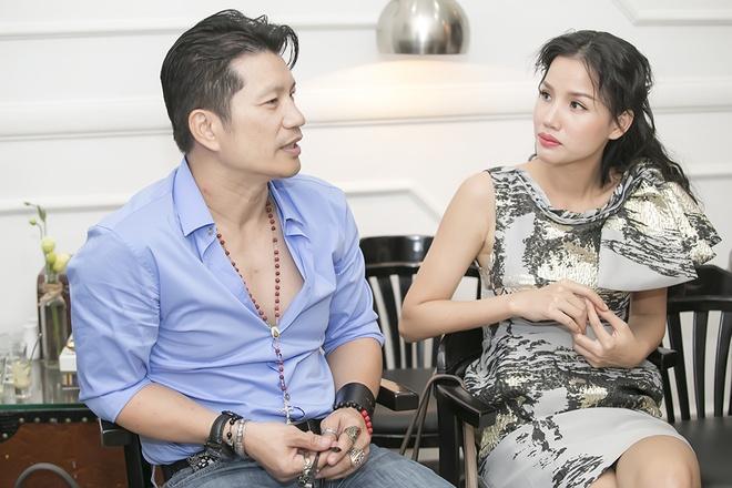 Dustin Nguyen noi ve chu 'trinh' khi ve Viet Nam lam phim hinh anh