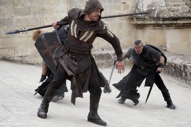 'Assassin's Creed' he lo nhung phan canh man nhan dau tien hinh anh