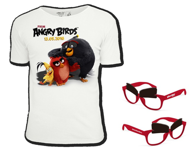 Phim 'Angry Birds' thu som 43 trieu USD hinh anh 3