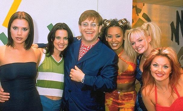 Elton John xac nhan tham gia 'Kingsman 2' hinh anh 2
