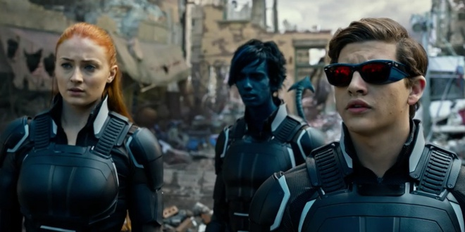 'X-Men: Apocalyse' cuon hut nho dan di nhan 'cu ma moi' hinh anh 2