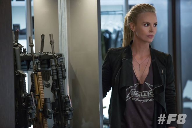 Nu ac nhan trong 'Fast & Furious 8' lo dien hinh anh 1