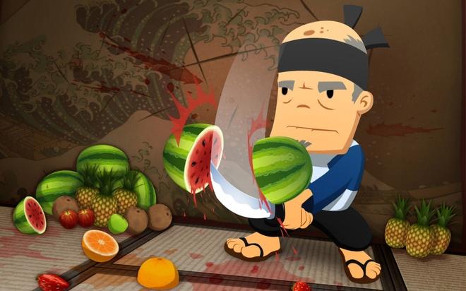 phim Fruit Ninja anh 1