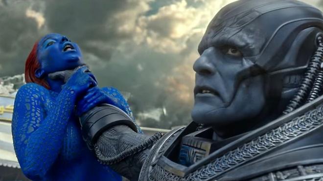 Nhung chi tiet thu vi trong bom tan 'X-Men: Apocalypse' hinh anh 4