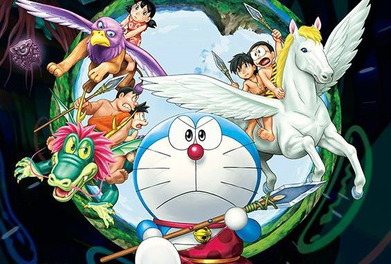Phim Doraemon moi cuon hut nho phan hinh anh hien dai hinh anh