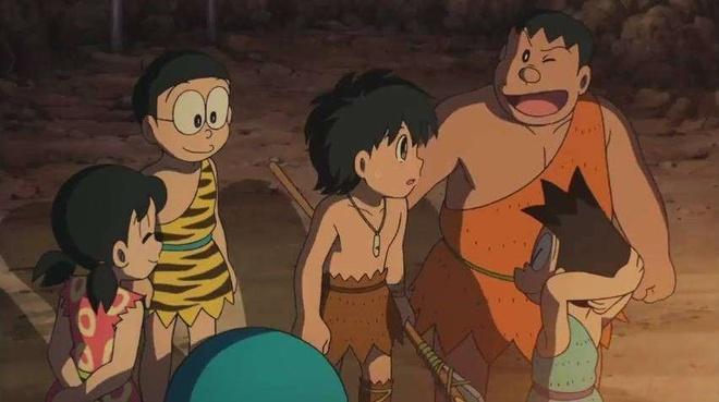 Phim Doraemon moi cuon hut nho phan hinh anh hien dai hinh anh 2