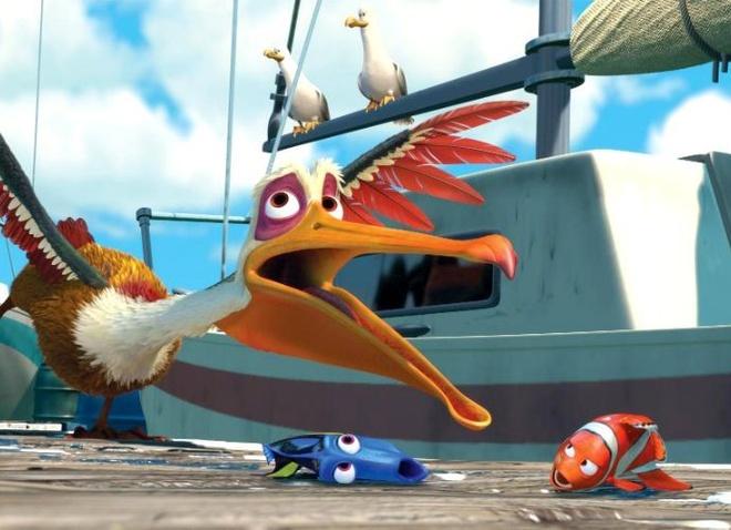 'Di tim Dory' co the giup Pixar xac lap ky luc phong ve moi hinh anh