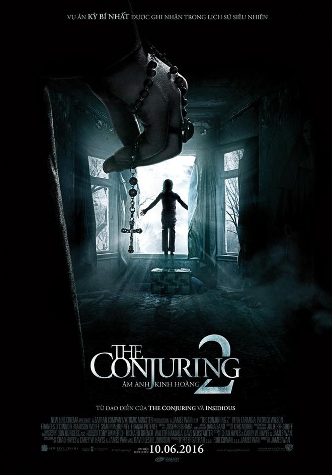 'The Conjuring 2': Tinh yeu thuong nay sinh tu bong toi hinh anh 1