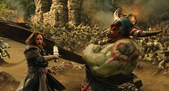 'Warcraft' thu gan 100 trieu USD sau 2 ngay tai Trung Quoc hinh anh 1