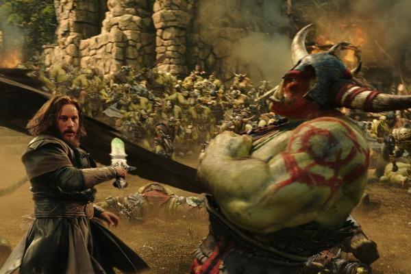 'Warcraft' thu gan 100 trieu USD sau 2 ngay tai Trung Quoc hinh anh