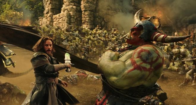 'Warcraft': Ban thien anh hung ca con do dang hinh anh 2
