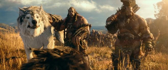 'Warcraft': Ban thien anh hung ca con do dang hinh anh 3