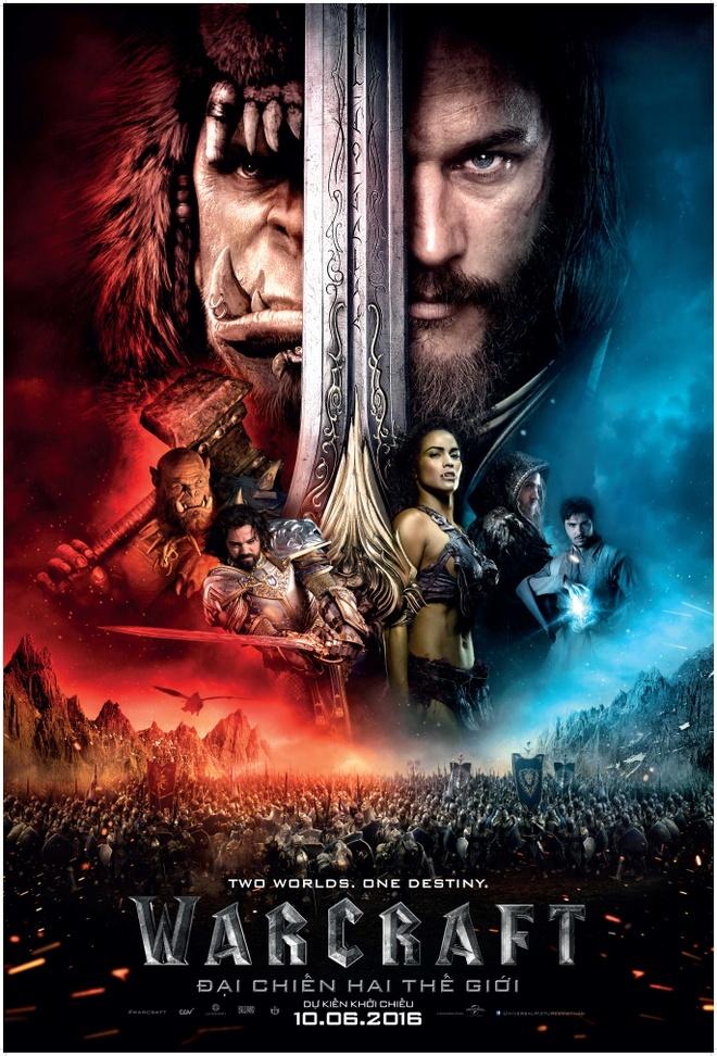 'Warcraft': Ban thien anh hung ca con do dang hinh anh 1