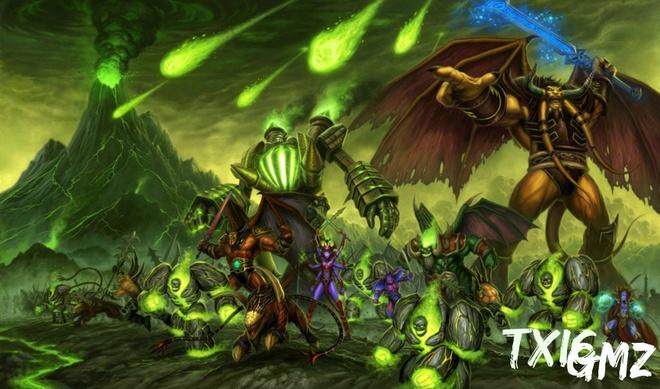 Cac dai chung toc trong the gioi 'Warcraft' hinh anh 5