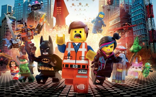 'The LEGO Movie 2' loi hen voi khan gia hinh anh