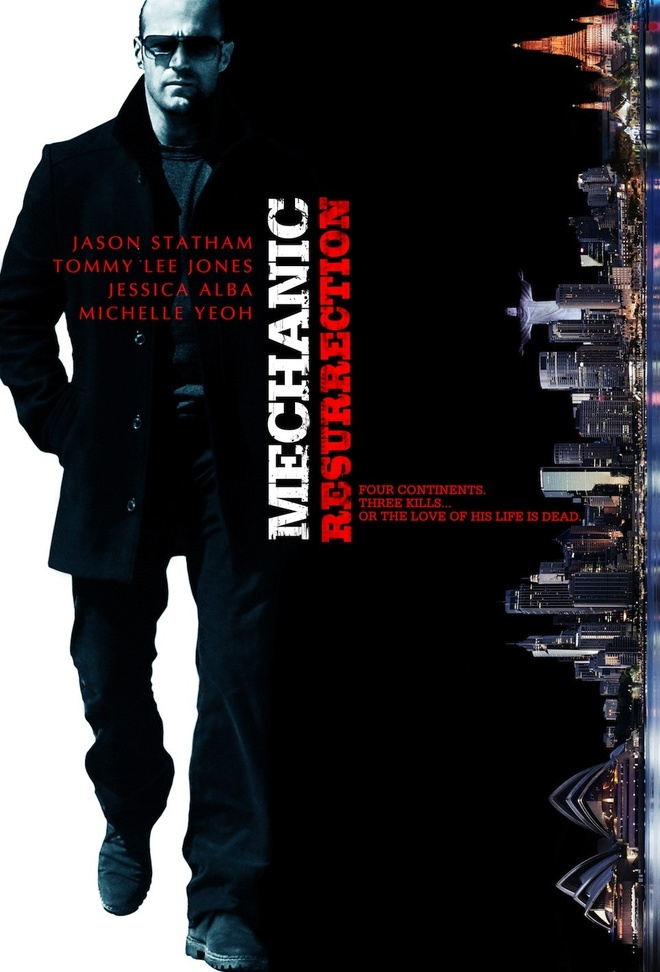 Jason Statham dong cap Jessica Alba o 'Trung phat toi ac 2' hinh anh 2