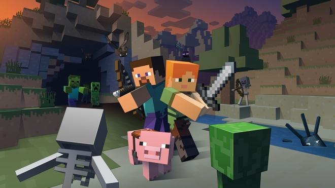Phim dua tren 'Minecraft' ra mat sau 3 nam nua hinh anh