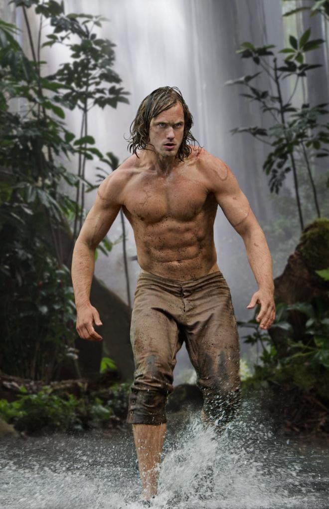 'Huyen thoai Tarzan': No luc cach tan nhat nhoa hinh anh 5
