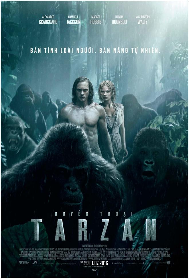 'Huyen thoai Tarzan': No luc cach tan nhat nhoa hinh anh 1