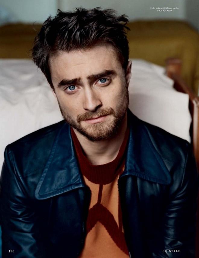 Daniel Radcliffe san sang dong tiep 'Harry Potter' hinh anh 2