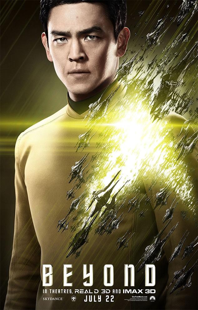 Nhan vat chau A trong 'Star Trek' la nguoi dong tinh hinh anh 1