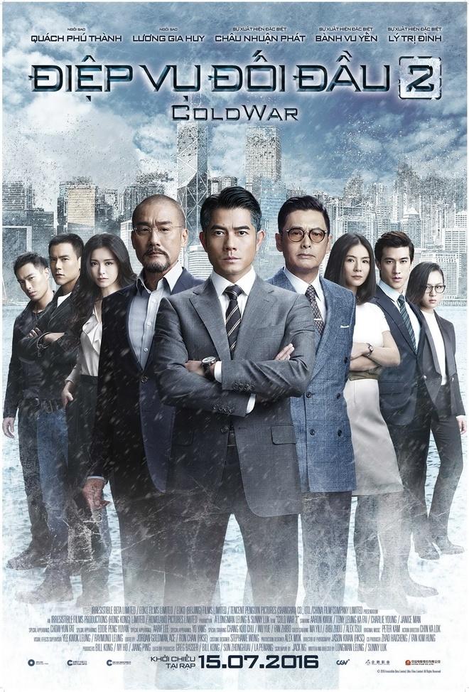 'Han chien 2': Khi Chau Nhuan Phat doi dau Quach Phu Thanh hinh anh 3