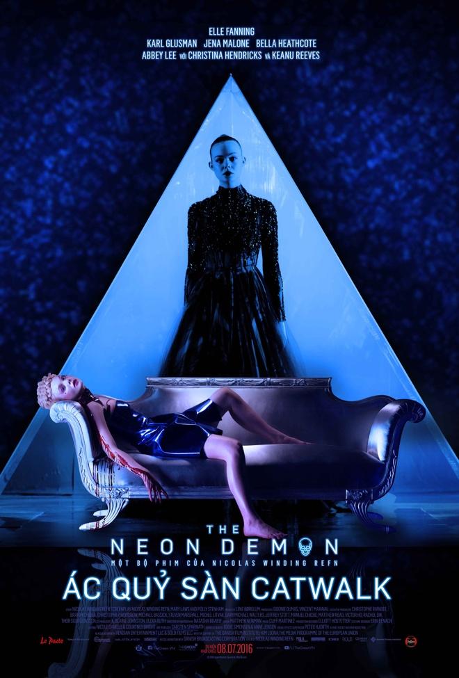 The Neon Demon là bộ phim mới nhất đến từ đạo diễn Nicolas Winding Refn,  tác giả của nhiều tác phẩm điện ảnh nổi tiếng như Drive (2011), Only God  Forgives ...