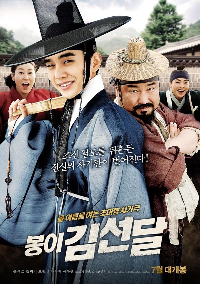 Phim moi cua Yoo Seung Ho thu hut 1 trieu khan gia Han Quoc hinh anh 1
