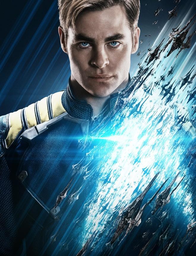 Gap go dan sao trong 'Star Trek: Khong gioi han' hinh anh 1