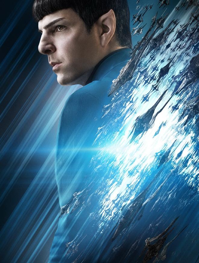 Gap go dan sao trong 'Star Trek: Khong gioi han' hinh anh 2