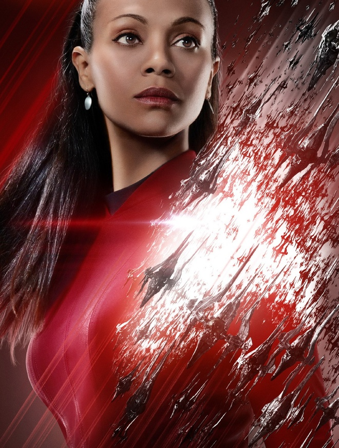 Gap go dan sao trong 'Star Trek: Khong gioi han' hinh anh 3
