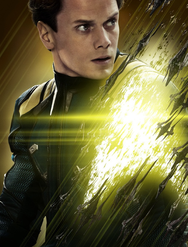 Gap go dan sao trong 'Star Trek: Khong gioi han' hinh anh 5