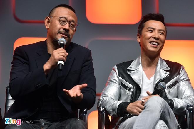 Chan Tu Dan co the chi dong mot phim 'Star Wars' duy nhat hinh anh