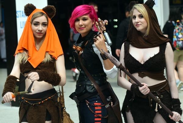 Van hoa cosplay cua nguoi phuong Tay qua 'Star Wars' hinh anh