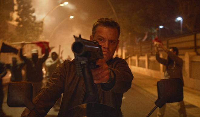 Sieu diep vien Jason Bourne chi noi 25 cau trong phim moi hinh anh 1