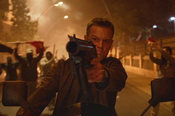 Sieu diep vien Jason Bourne chi noi 25 cau trong phim moi hinh anh