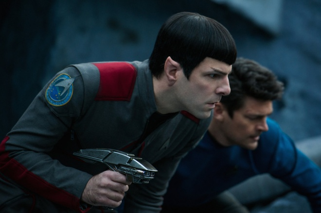 review phim Star Trek Beyond anh 4