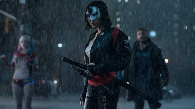 Katana trong Suicide Squad anh 1