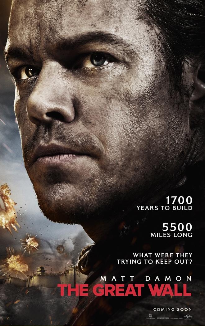 Phim Trung Quoc de Matt Damon lam anh hung bi chi trich hinh anh 1