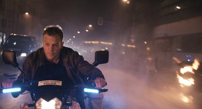 'Jason Bourne' khong co doi thu tai phong ve Bac My hinh anh 1