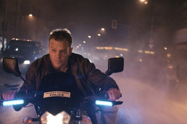 'Jason Bourne' khong co doi thu tai phong ve Bac My hinh anh