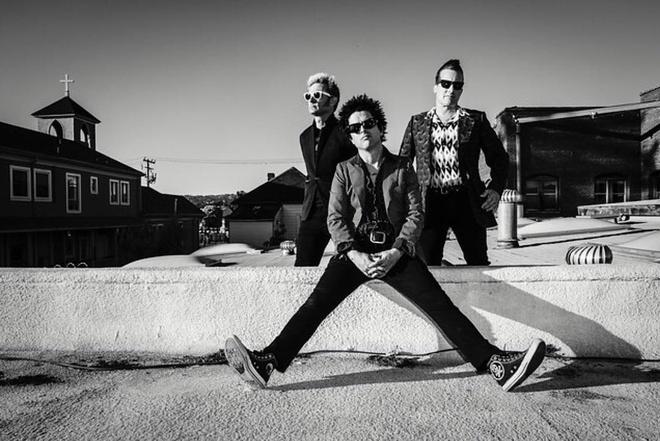 Green Day chuan bi phat hanh ca khuc moi hinh anh 1